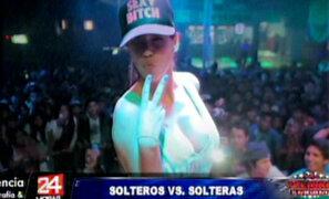 """""""Soltero vs. Solteras"""": nuevo hit de Tilsa Lozano y Rafael Cardozo alborota redes"""