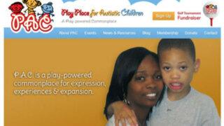 Madre estadounidense pide crear un Disney Word para niños con autismo