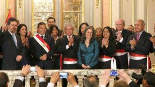 César Villanueva juramentó como nuevo presidente del Consejo de Ministros