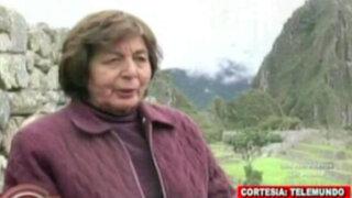 Cuzco: familia asegura que terrenos de Machu Picchu le pertenecen legalmente