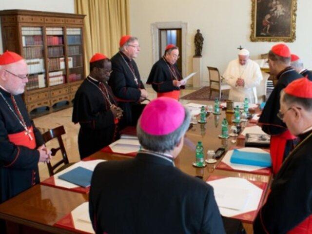Papa Francisco inicia hoy reuniones con el