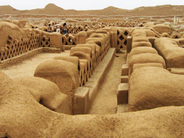 Declaran a las ruinas de Chan Chan como patrimonio latinoamericano en riesgo