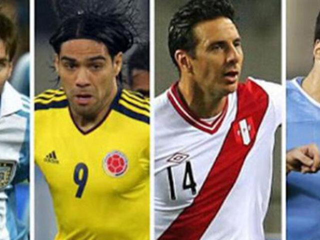 Eliminatorias Brasil 2014: programación de la fecha 17 a disputarse hoy
