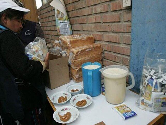 Desayunos de Qali Warma reportados en Huancayo contenían coliformes