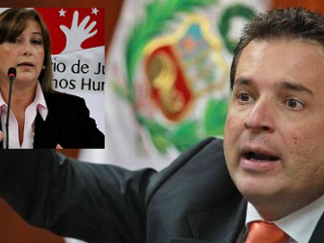 Chehade: Censura a canciller Rivas es un aprovechamiento político