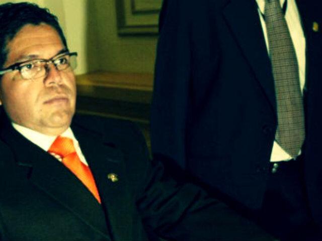 Congresista Urtecho admitió haber recortado el sueldo a sus trabajadores