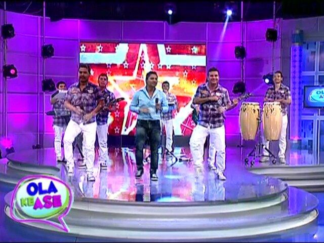 Orquesta Huracán inicia el fin de semana con su nuevo éxito 'Mal pensada'
