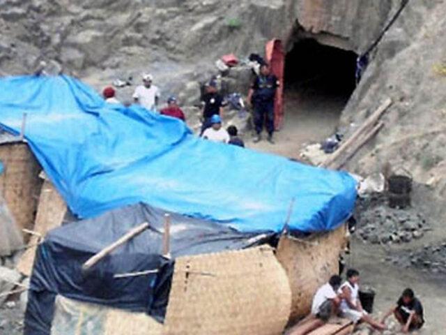 Derrumbe en mina de Colombia deja al menos cuatro muertos y 10 desaparecidos