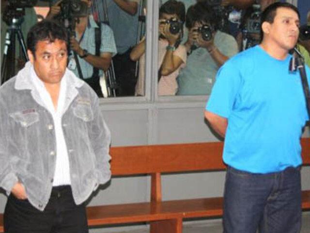 Ratifican cadena perpetua para agresores de niña Romina Cornejo