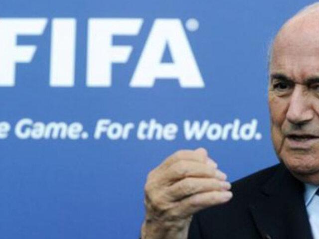 Mundial de Fútbol Qatar 2022 no se jugará en verano por altas temperaturas