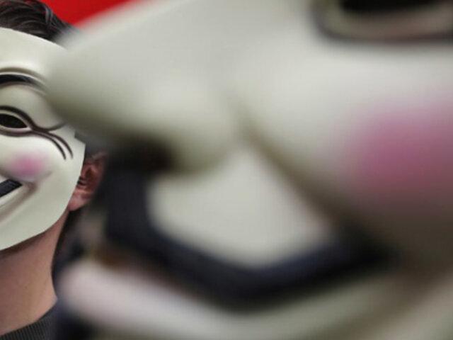 Canadiense de 12 años hackeó web de gobierno chileno en nombre de Anonymous
