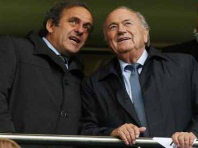 Platini planteará ante la FIFA aumentar de 32 a 40 los cupos para el mundial