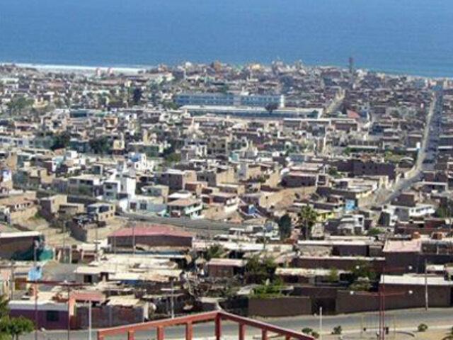 Arequipa: sismo de 3,9 grados de magnitud alertó a pobladores de Mollendo