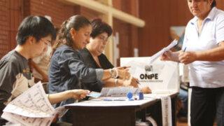 ONPE cambió algunos centros de votación: revise dónde sufragará ahora