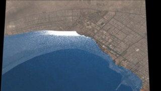VIDEO: recrean cómo sería un tsunami en Chile tras terremoto de 8,8 grados