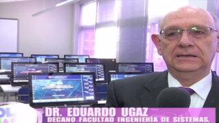 UIGV: facultad de ingeniería de sistemas organizó importante congreso de tecnología