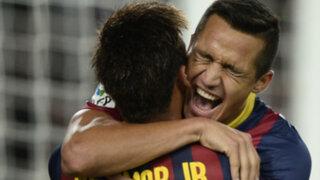 Barcelona venció 1-0 al Espanyol y se lleva el derbi catalán