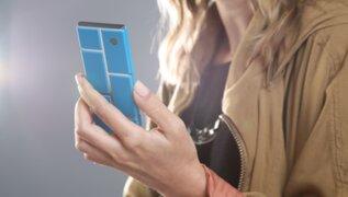 """Motorola y Google presentarán """"Ara"""" smartphones que los usuarios podrán armar"""