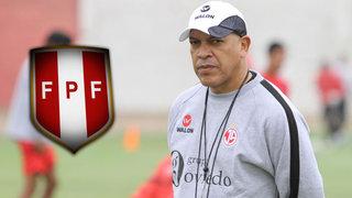Sueño cumplido: Roberto Mosquera dirigirá a la selección peruana