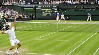 ¡Partidazo! Djokovic ganó a Federer y es finalista en el Masters de París