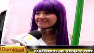 Caballeros del Zodiaco Fest: fanáticos y cosplayers realizan primer festival en Lima