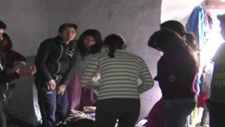 Alumnos de San Marcos perdidos en ruinas de Huaral llegaron a Lima