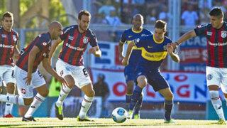 Fútbol argentino: Boca y River perdieron por la fecha 14 del Torneo Inicial