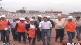 Bolivarianos 2013: Humala ofreció Escuela Militar de Trujillo para recibir deportistas