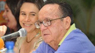 'Chespirito' vive: desmienten rumor que daba por muerto a Roberto Gómez Bolaños