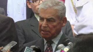 Premier Villanueva se comprometió en mejorar la seguridad ciudadana