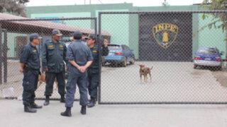 Presos del penal El Milagro de Trujillo intentaron fugar esta madrugada