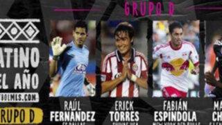 Raúl Fernández fue nominado a mejor Latino del Año de la MLS