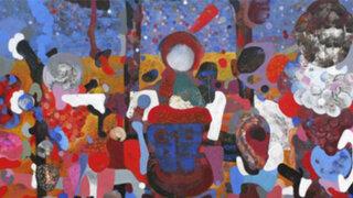 Exposición de Pintura de Osvaldo Orias en el Museo Pedro de Osma