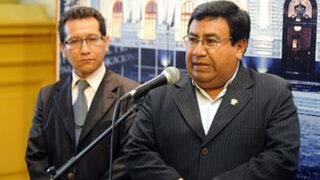 Legislador Alejandro Yovera fue separado temporalmente por Acción Popular