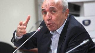 """Lombardi: """"Algunos integrantes de la bancada de PPK estarían más cómodos en Fuerza Popular"""""""