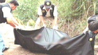 Hallan cadáver de mujer quemada y con el vientre abierto en huaca de Lurín