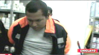 Chiclayo: policía captura a banda que se dedicaba a robar farmacias