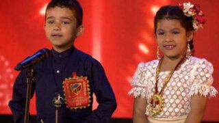 Bélgica: niños peruanos sorprenden bailando marinera norteña en reality