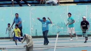Copa Perú: Enjambre de abejas retrasó partido entre CNI y Unión Huaral