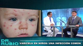 Soluciones Médicas: Sepa los cuidados que requiere un niño con varicela