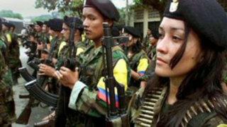 Colombia accede a que las FARC se conviertan en un partido político
