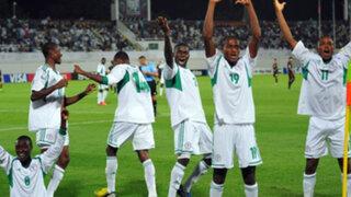 Mundial Sub 17: Nigeria se coronó campeón al golear 3-0 a México