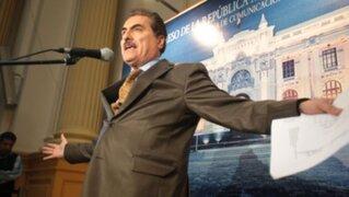 Julio Gagó fue suspendido de Fuerza Popular por caso 'Copy Depot'