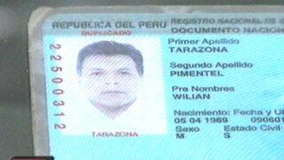 Miraflores: estafador cobraba fuertes sumas de dinero por obras públicas