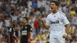 Con un Cristiano endiablado, Real Madrid aplastó 5-1 a la Real Sociedad