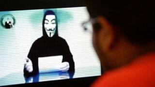 Anonymous pide justicia por niña víctima de violación y asesinato
