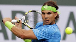 Rafael Nadal mostró toda su categoría y venció a Roger Federer