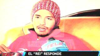 Reimond Manco se confiesa en Teledeportes y responde a Shirley Arica