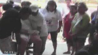 Piura: Apuñalan y arrojan agua hirviendo a mujer embarazada por disputa de terrenos