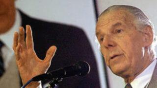 Falleció Antonino Espinoza, excongresista y uno de los fundadores del PPC